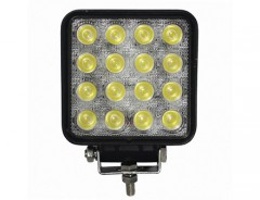 4.3 Inch Square LED light