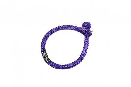 Soft Shackle Purple 30,000 lb. Capacity 10 Inch Diameter TRE-Tactical Recovery Equipment